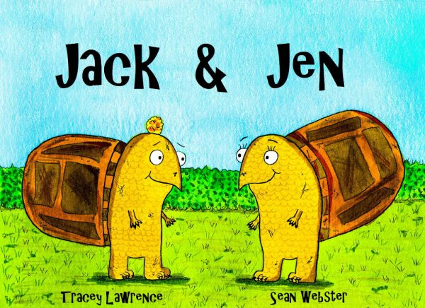 Jack and Jen Book Cover