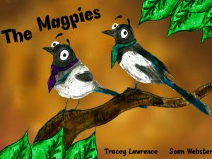 The Magpies book cover