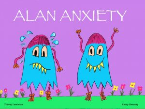 Alan Anxiety Book Cover