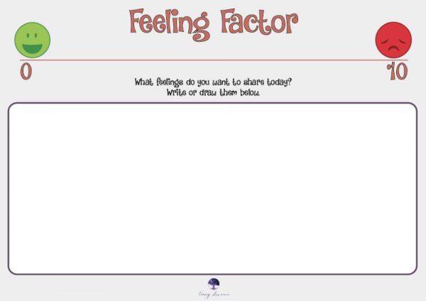 Feeling Factor - Notepad