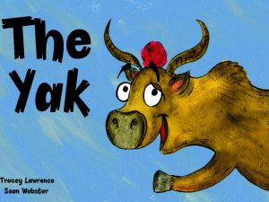 The Yak Front Cover