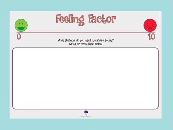 Feeling Factor - Notebook