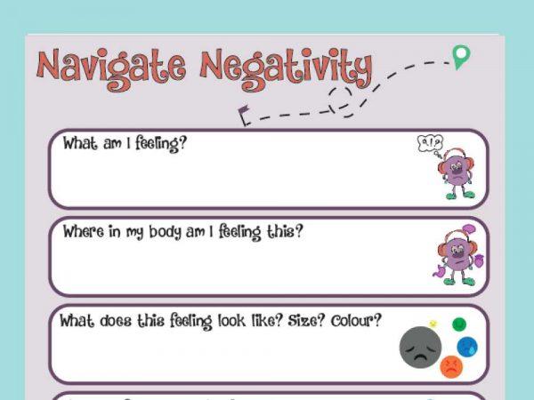 Navigate Negativity - Front