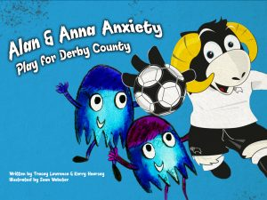Alan Anxiety Plays for Derby County Cover