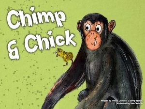 Chimp and Chick Book Cover