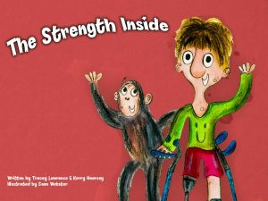 The Strength Inside Book Cover